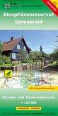 Biosphärenreservat Spreewald 1 : 50 000