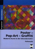 Poster - Pop-Art - Graffiti - Foliensatz