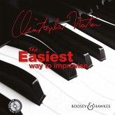 Easiest way to improvise, Klavier, m. Audio-CD