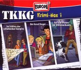 Krimi-Box 11 / TKKG Bd.121/137/142 (3 Audio-CDs)