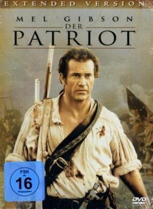 Der Patriot (Extended Version, Steelbook)