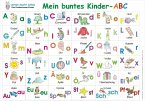 Mein buntes Kinder-ABC (Poster)