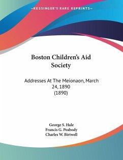 Boston Children's Aid Society