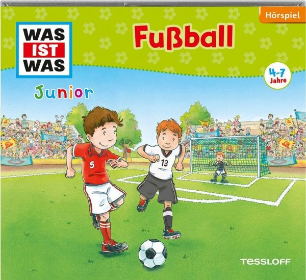 fu ball was ist was junior bd 8 audio cd von anja. Black Bedroom Furniture Sets. Home Design Ideas