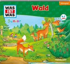 Im Wald / Was ist was junior Bd.12 (1 Audio-CD) - Wilhelmi, Friederike;Anders, Luis-Max