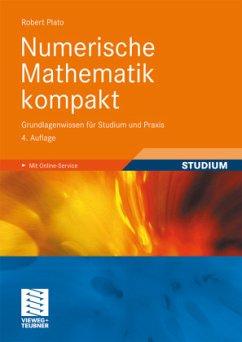 Numerische Mathematik kompakt - Plato, Robert