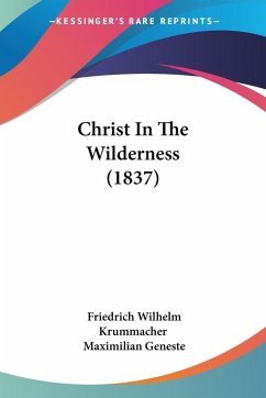 Christ In The Wilderness (1837)
