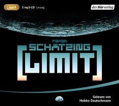 Limit, 3 MP3-CDs - Schätzing, Frank