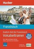 Endlich Zeit für Französisch - Vokabeltrainer, 3 Audio-CDs