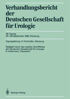 38. Tagung, 23.-28. September 1986, Würzburg