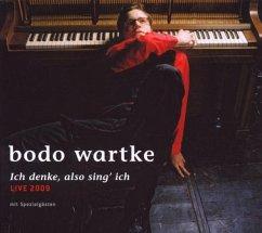 Ich Denke,Also Sing' Ich-Li - Wartke,Bodo
