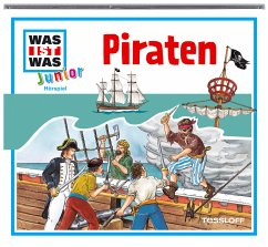 Piraten / Was ist was junior Bd.14 (1 Audio-CD) - Habersack, Charlotte
