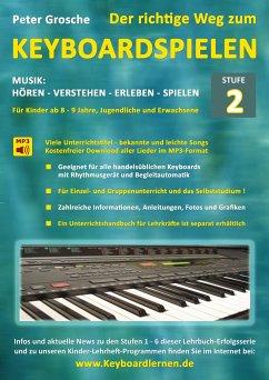 Der richtige Weg zum Keyboardspielen (Stufe-2)