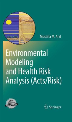 Environmental Modeling and Health Risk Analysis (Acts/Risk) - ARAL, Mustafa Aral