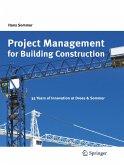 Project Management for Building Construction