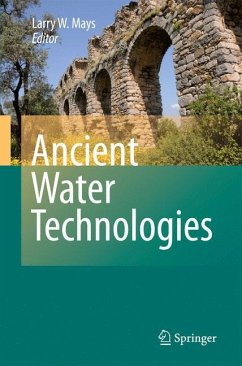 Ancient Water Technologies - Mays, L. (Hrsg.)