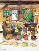 Adventskalender Weihnachtszimmer