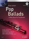 Pop Ballads, für Flöte