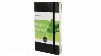 Moleskine Passions - Wellness Journal / Carnet Bien-Être