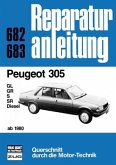 Peugeot 305 ab 1980