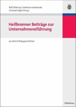 Heilbronner Beiträge zur Unternehmensführung