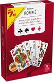 ASS Altenburger Spielkarten 70076 - Senioren Romme, Folienetui, extra große Karten