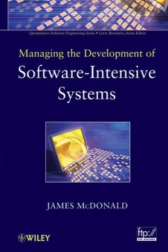 Managing the Development of Software-Intensive Systems - Mcdonald, James