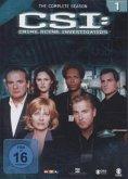 CSI: Crime Scene Investigation - Season 1 (6 DVDs)