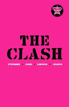 The Clash - The Clash; Strummer, Joe; Jones, Mick; Simonon, Paul