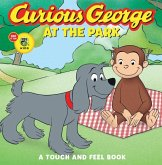 Curious George at the Park Touch-and-feel (CGTV Board Book)