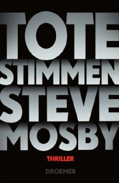 Tote Stimmen - Mosby, Steve