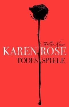 Todesspiele - Rose, Karen