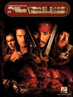 Pirates Of The Caribbean, for Organ, Piano & Electronic Keyboard