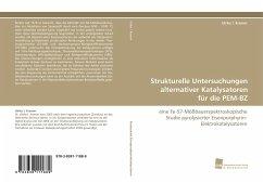Strukturelle Untersuchungen alternativer Katalysatoren für die PEM-BZ - Kramm, Ulrike I.