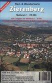 KKV Rad- und Wanderkarte Zierenberg