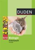 Biologie 9/10 Arbeisheft. Thüringen Regelschule