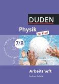 Physik Na klar! 7/8 Arbeitsheft. Sachsen-Anhalt Sekundarschule