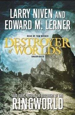 Destroyer of Worlds - Niven, Larry; Lerner, Edward M.