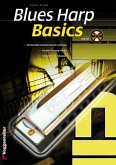 Blues Harp Basics, m. Audio-CD