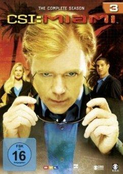 CSI: Miami - Season 3 (6 DVDs)