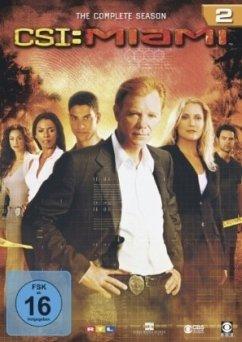 CSI: Miami - Season 2 (6 DVDs)