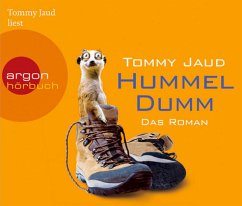 Hummeldumm, 5 Audio-CDs - Jaud, Tommy