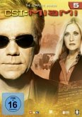 CSI: Miami - Season 5 DVD-Box