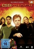 CSI: Miami - Season 4 DVD-Box