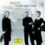 Bach: Violin And Voice