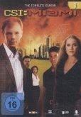 CSI: Miami - Season 1 (6 DVDs)