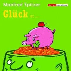 Glück ist . . ., 1 Audio-CD - Spitzer, Manfred