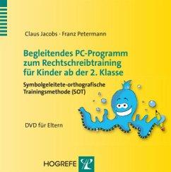 Begleitendes PC-Programm zum Rechtschreibtraini...