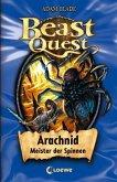Arachnid, Meister der Spinnen / Beast Quest Bd.11