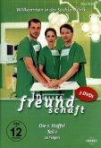 In aller Freundschaft - Die 01. Staffel, Teil 1, 20 Folgen (5 DVDs)